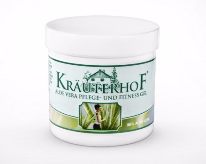 Żel z aloesem Krauterhof 250 ml