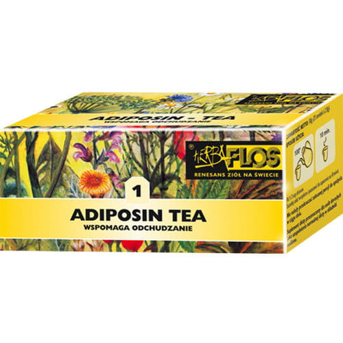 Adiposin herbata