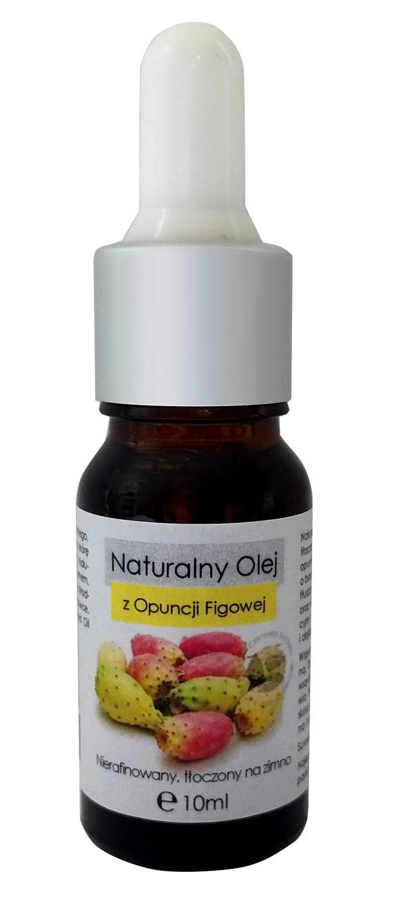 Olej z opuncji figowej 100% 10ml PijNoni